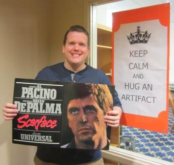 Matt Darnell - Scarface Poster