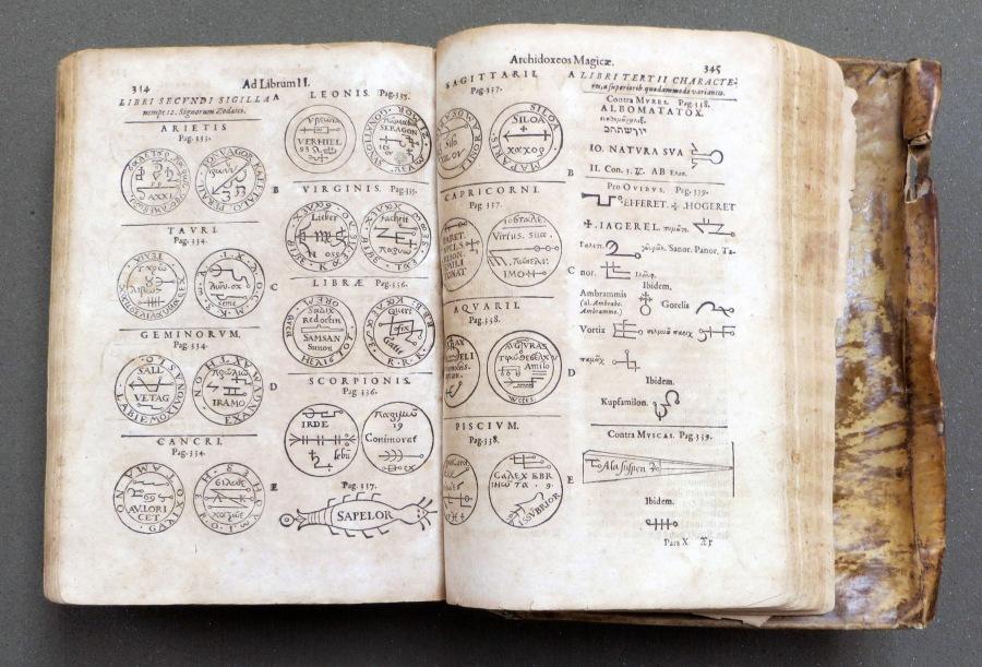 Works of Paracelsus, 1603. Credit: James Wethington
