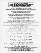 2004-2005 Season Schedule