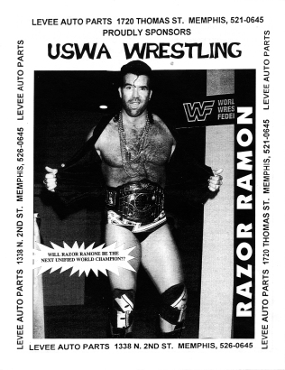 Razor Ramon (Scott Hall), n.d.