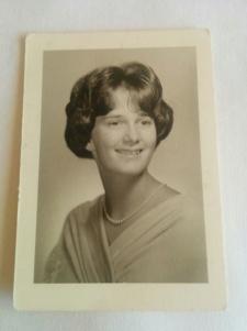 High school photograph of Laura Johnston Kohl, n.d.