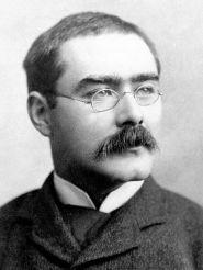 Portrait of Rudyard Kipling in 1915 by John Palmer.
