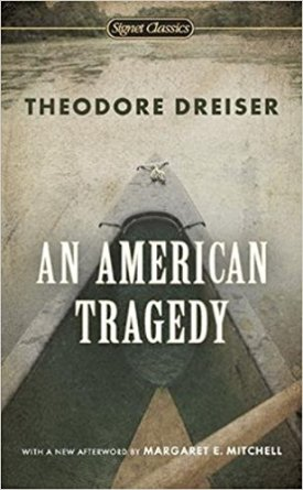 "Book cover of ""An American Tragedy"" by Theodore Dreiser, n.d. Source: Amazon.com"
