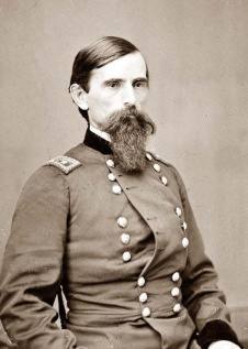 Portrait of Lew Wallace in a United States military dress, n.d. Source: Wikipedia