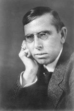 Headshot of Theodore Dreiser, n.d. Source: Britannica.com