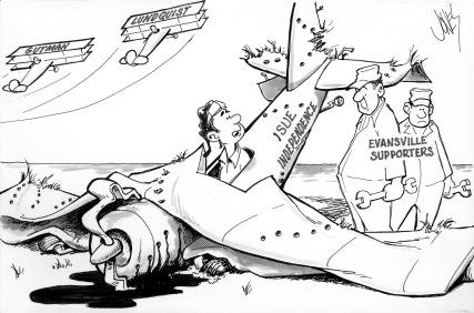 Independence Cartoon 2