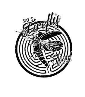 Logo of Say's Firefly: Indiana's Official State Insect, 2018.