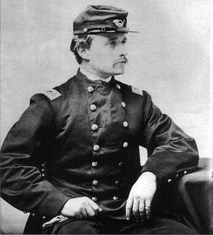 Portrait of Robert Gould Shaw, n.d. Source: https://upload.wikimedia.org/wikipedia/commons/1/12/Robert_Gould_Shaw.jpg