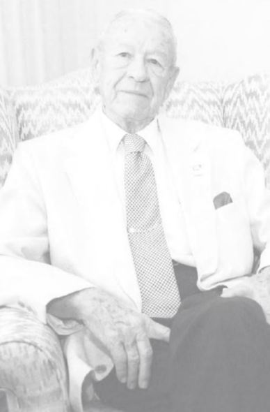 Henry Ruston, longtime supporter of USI and namesake of Ruston Hall, n.d. Source: Faces of Philanthropy (p. 63, Vol. 1, 2008).