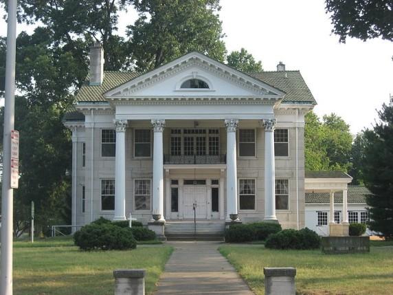 5. Boehne House