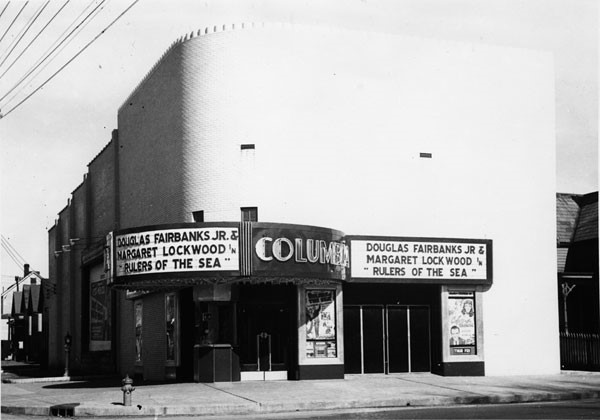 Remodeled Columbia Theater, n.d. Source: https://bit.ly/2Qvkwa8