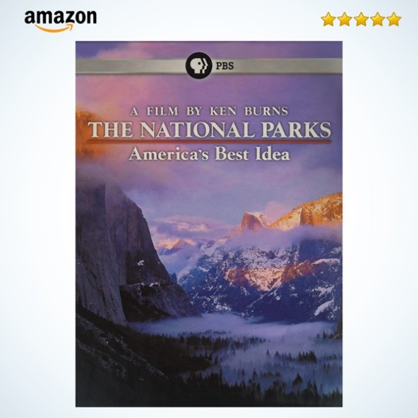 The National Parks: America's Best Idea (General Collection: SB482.A4 D85 2009b)