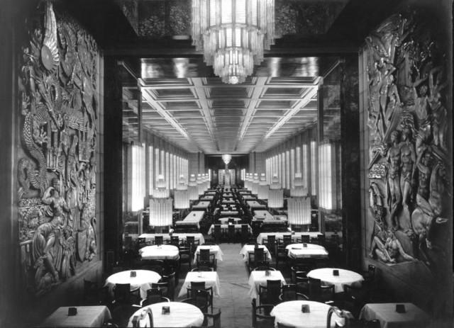 queen mary (interior)