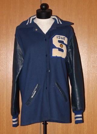ISUE Letter Jacket, 1974.