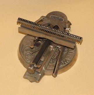 O'Dell Typewriter