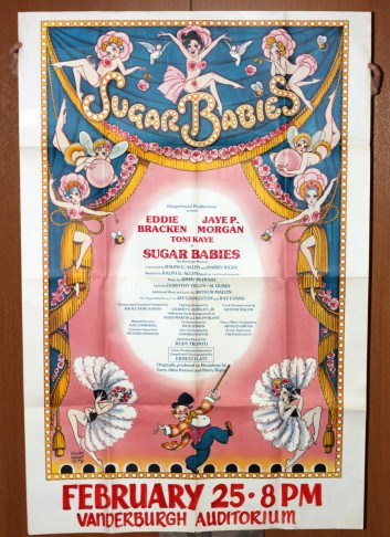 Sugar Babies Poster, n.d.