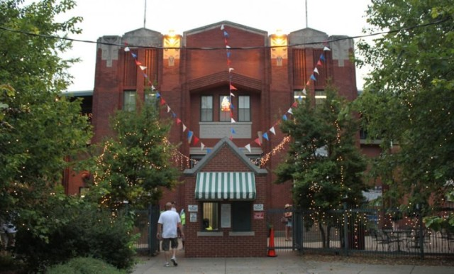 Front entrance of Bosse Field, n.d. Source: https://www.visitevansville.com/attractions/bosse-field