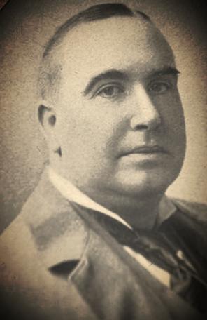 Head shot of Paul Dresser, n.d. Source: https://www.vchsmuseum.org/dresser-house
