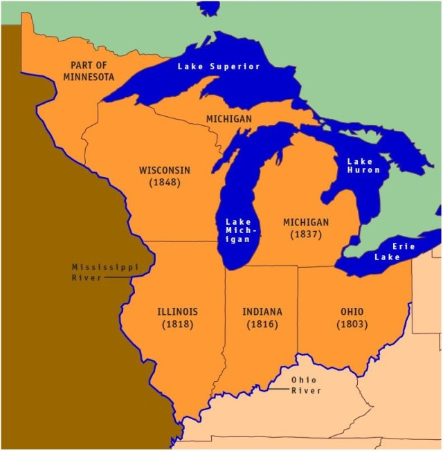 1. Midwest Territory