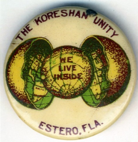 2. The Koreshan Unity Button