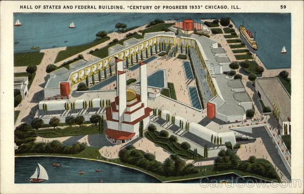 3. Chicago Exposition World Fair