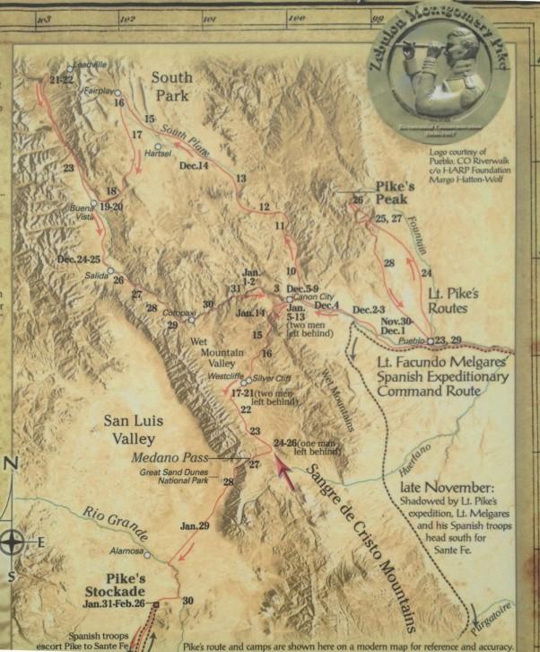 5. Colorado Map