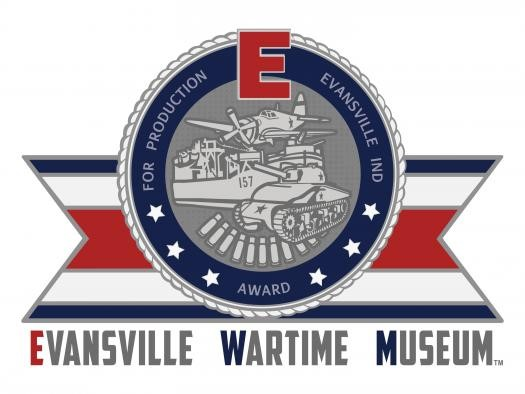 Logo of the Evansville Wartime Museum, n.d.