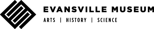 Logo of the Evansville Museum of Arts, History, and Science, n.d.