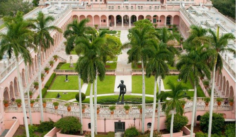 John and Mable Ringling Museum of Art, Sarasota. Source: https://tinyurl.com/v2yyr3l