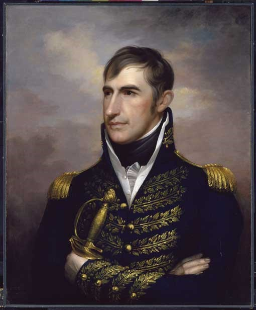 2. William Henry Harrison