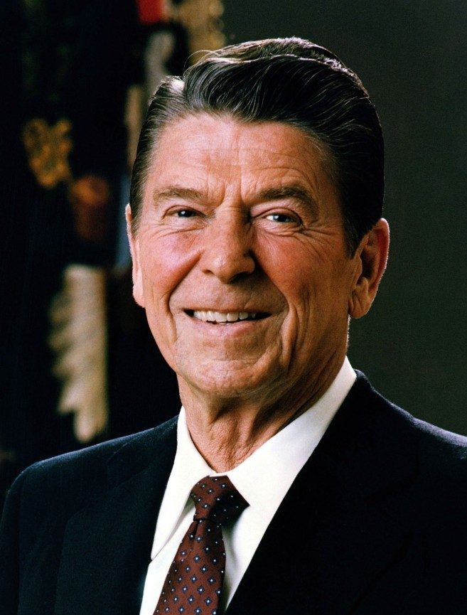 5. Ronald Reagan