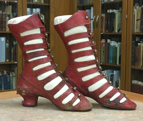 Boots from the Golden Theatre Troupe, n.d.