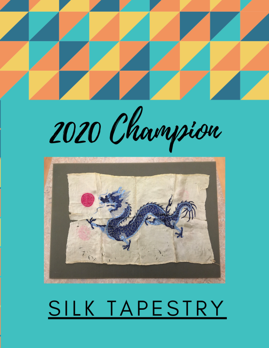 Champion Flyer (Silk Tapestry)