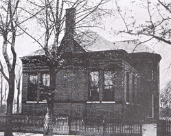 Original Clark Street School. Source: http://historicevansville.com/image.php?id=educational%2FManual+Training+School+%28c1910%29.jpg