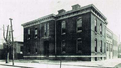 Frederick Douglass High School. Source: http://historicevansville.com/image.php?id=educational%2FDouglass.jpg