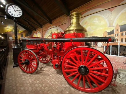 1902 Steam Fire Pumper