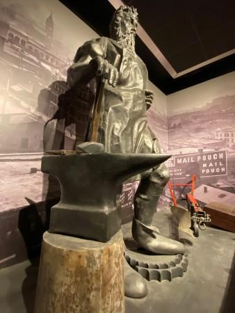 Vulcan Statue.