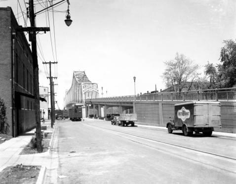 Glover Cary Bridge in Owensboro, Kentucky