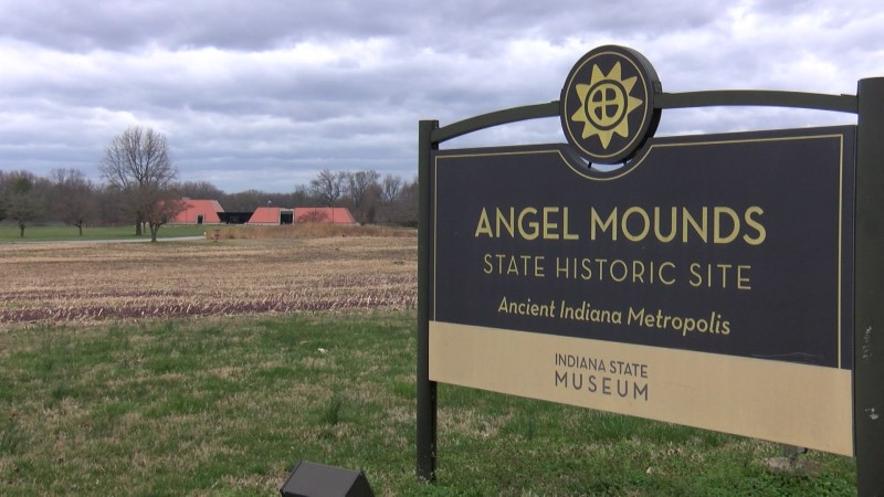 Angel Mounds State Historic Site, Ancient Indiana Metropolis.